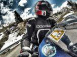 moto 46 motocykl góry