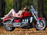 trimph girl moto46